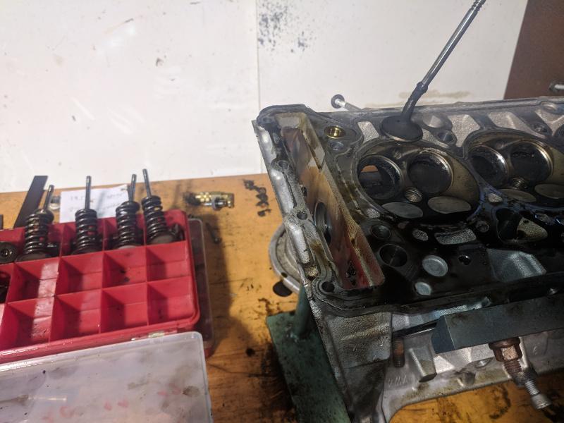 tsi 2.0 skev ventil